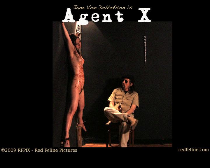 bdsm crucifixion modern